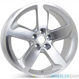 "New 19"" x 8"" Alloy Replacement Wheel for Audi Q5 2009 2010 2011 2012 Rim 58847"