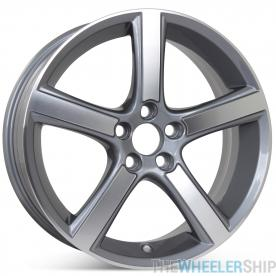 "New 18"" x 7.5"" Replacement Wheel for Volvo C30 C70  V50 S40 Midir 2009 2010 2011 2012 2013 Rim 70339"