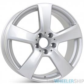 "New 18"" x 8.5"" Alloy Replacement Wheel for Mercedes E350 E550 2010 2011 Rim 85129"