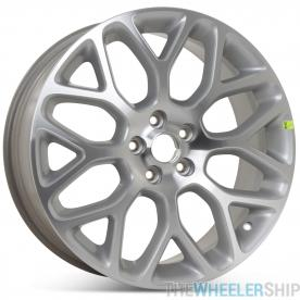 "Brand New 19"" x 8"" Ford Fusion 2013 2014 Factory OEM Wheel Machined W/ Silver Rim 3963"