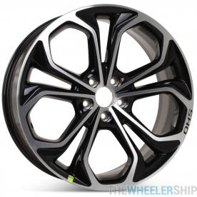"Brand New 20"" x 8"" Ford Taurus 2013 2014 2015 2016 2017 2018 2019 Factory OEM Wheel Machined W/ Black Rim 3926"