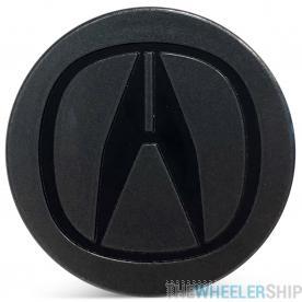 OE Genuine Acura Charcoal Center Cap with Black Logo CAP1988