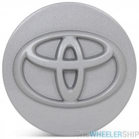 OE Genuine Toyota Rav 4 Camry Highlander Silver Center Cap CAP3922