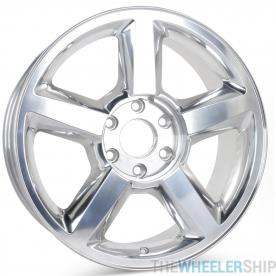"New 20"" x 8.5"" Replacement Wheel for Chevy Avalanche Silverado Suburban Tahoe 5308"