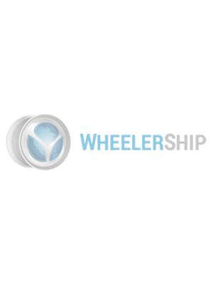 "Factory OEM 18"" x 7.5""  2008 2009 2010 2011 2012 Lincoln MKS Wheel Machined W/ Silver Rim 3765 Open Box"
