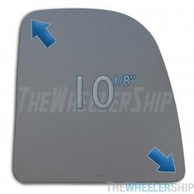 New Mirror Glass For Ford E-Series E-150 E-250 SD E-350 F-Series Excursion 1999-2012 Passenger Side