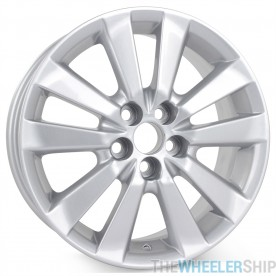 "New 16"" x 6.5"" Alloy Wheel for Toyota Corolla Matrix 2009 2010 2011 2012 2013 Rim 69544"