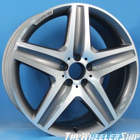 "Mercedes R350 2011-2012 20"" x 9"" AMG Factory OEM Stock Wheel Rim 85244"