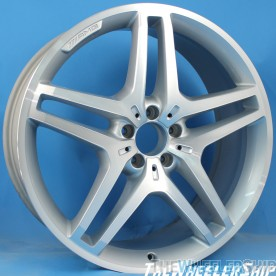 "Mercedes ML350 ML550 ML63 2012 21"" x 9"" AMG Factory OEM Stock Wheel Rim 98389"