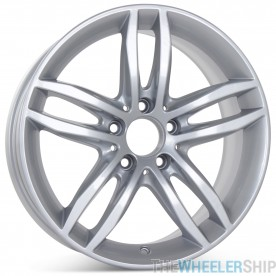 "New 17"" x 8.5"" Replacement Rear Wheel for Mercedes C250 C300 2012-2014 Rim 85259"