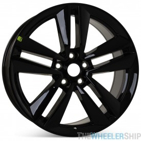 "Brand New 19"" x 9"" Ford Mustang 2015 2016 2017 Factory OEM Wheel Gloss Black Rim 10034"