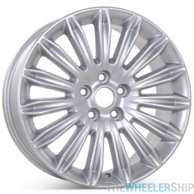 "New 17"" X 7.5"" Alloy Replacement Wheel for Ford Fusion 2013 2014 2015 2016 Rim 3958"