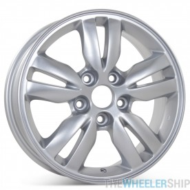 "New 16"" x 6.5"" Alloy Replacement Wheel for Hyundai Tucson 2008 2009 Rim 98430"