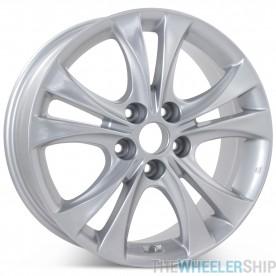 "Set of 4 New 17"" x 7""  Sonata Optima Legend Kia Hyundai Wheels Rims Silver"