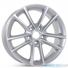"New 16"" x 7"" Replacement Wheel for Ford Focus 2015-2016 Rim 10010"