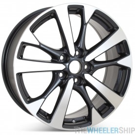 """New 18"""" x 7.5"""" Alloy Replacement Wheel for Nissan Altima 2016 2017 2018 Rim 62720"""