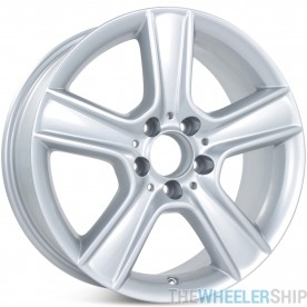 "New 17"" x 7.5"" Alloy Replacement Front Wheel for Mercedes C300 C350 2010 2011 Rim 85099"