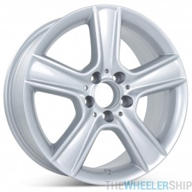 "New 17"" x 8.5"" Alloy Replacement Rear Wheel for Mercedes C300 C350 2010 2011 Rim 85100"