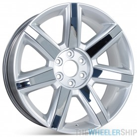 "New 22"" Alloy Replacement Wheel for Cadillac Escalade 2015 2016 2017 2018 2019 Rim 4739"