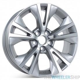 "New 18"" x 7.5"" Wheel for Toyota Highlander 2014 2015 2016 2017 Rim 75162"