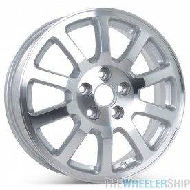 "New 17"" x 6.5"" Alloy Replacement Wheel for Buick Rendezvous 2005 2006 2007 Rim 4063"