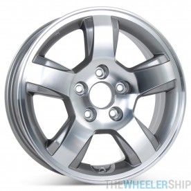 "New 16"" x 6.5"" Alloy Replacement Wheel for Honda Pilot 2006 2007 2008 Rim 63903"