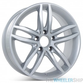 "17"" x 8.5"" Replacement Rear Wheel for Mercedes C300 2012-2014 Rim 85259 Open Box"