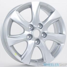 "Brand New 16"" x 6.5"" Replacement Wheel for Mazda 3 2010-2011 Rim 64927"