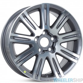 """Set of 4 New Toyota Avalon 2005-2010 17"""" Replacement Wheel 69474 Custom Charcoal Finish"""