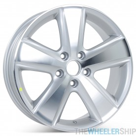 "New 17"" x 7"" Alloy Replacement Wheel for Toyota Camry 2010 2011 Rim 69566"