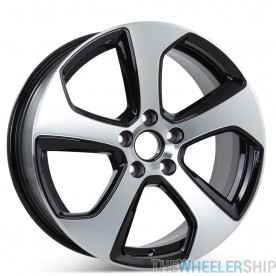 "New 18"" x 7.5"" Wheel for Volkswagen GTI Golf 2014 2015 2016 2017 2018 2019 Rim 69980"