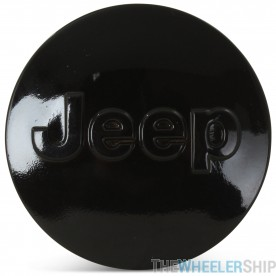 OE Genuine Jeep Gloss Black Center Cap CAP0059