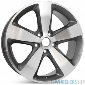 """New 20"""" x 8"""" Alloy Replacement Wheel for Jeep Grand Cherokee 2014 2015 2016 Rim 9137"""