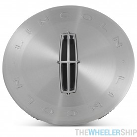 OE Genuine Lincoln MKZ Brushed Silver Center Cap with Lincoln Logo CAP1321