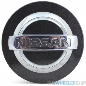 OE Genuine Nissan Dark Charcoal Center Cap CAP1224