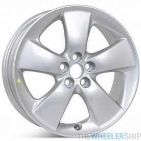 "New 17"" Replacement Wheel for Toyota Prius 2010 2011 2012 2013 2014 2015 Rim 69568"