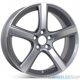 "New 18"" x 7.5"" Replacement Wheel for Volvo C30 C70  V50 S40 Midir 2009 2010 2011 2012 2013 Rim 70339"