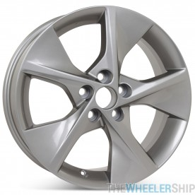 "New 18"" x 7.5"" Replacement Wheel for Toyota Camry 2012  2013 2014 Charcoal Rim 69605"