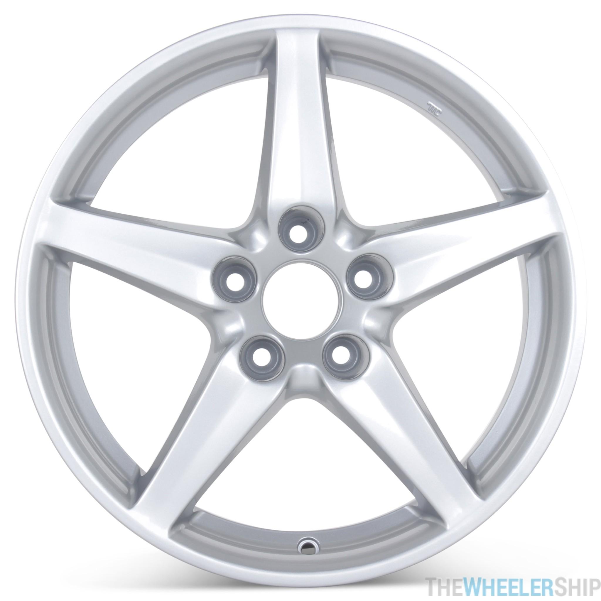 2005-2006 Acura RSX Type-S Wheels