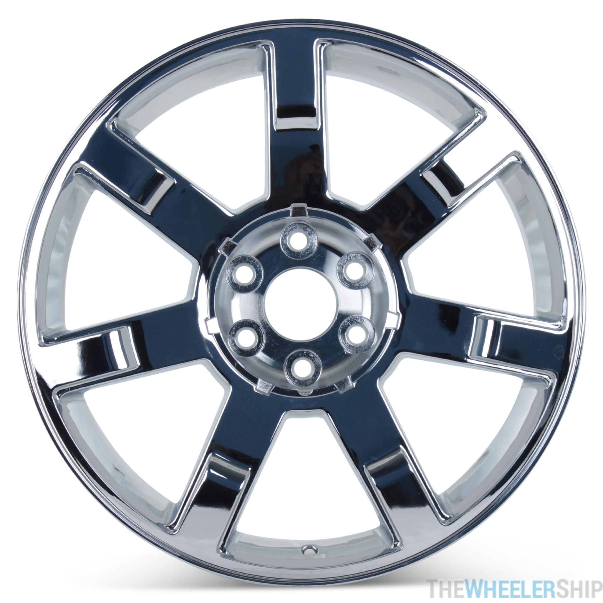 2007-2013 Cadillac Escalade Wheels