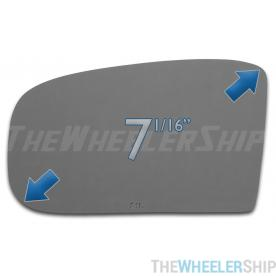 New Mirror Glass Replacements For Mercedes S-Class Cl-Class Driver Left  Side