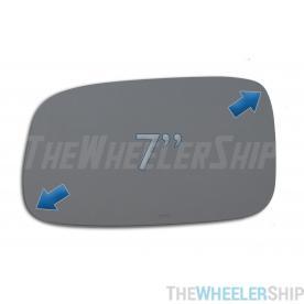 New Mirror Glass Replacement For Lexus ES300 ES330 GS300 GS400 GS430 2829 Left side