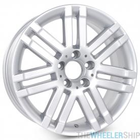 "New 17"" x 7.5"" Replacement Front Wheel for Mercedes C300 2008-2009 Rim 65522"