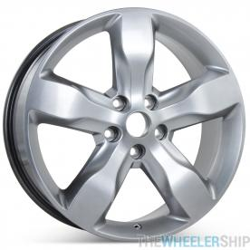 "New 20"" x 8"" Alloy Replacement Wheel for Jeep Grand Cherokee 2011 2012 2013 Rim 9107"