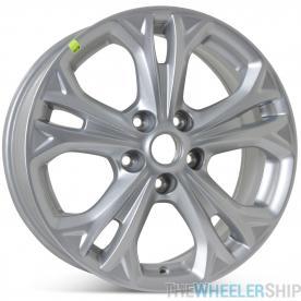 "Brand New 17"" x 7.5"" Ford Fusion 2012 Factory OEM Wheel Silver Rim 3871"