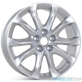 """New 18"""" X 7"""" Alloy Replacement Wheel for Mazda 3 2014 2015 2016 Rim 64962"""