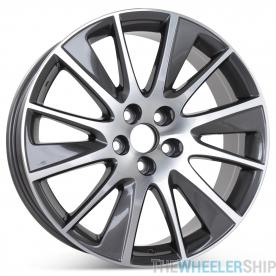 """New 19"""" x 7.5"""" Replacement Wheel for Toyota Highlander 2017 2018 Rim 97687 75215"""
