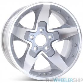 """New 16"""" Alloy Replacement Wheel for Chevy S10 Blazer GMC Jimmy Sonoma 2001 2002 2003 2004 2005 Rim 5116"""