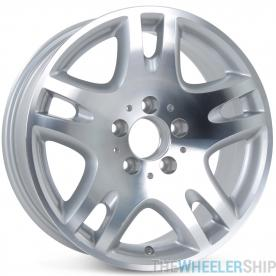 "New 16"" x 8"" Alloy Replacement Wheel for Mercedes E320 E350 2003 2004 2005 2006 Rim 65295"