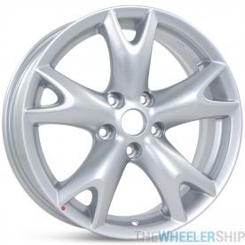 "New 17"" x 7"" Alloy Replacement Wheel for Nissan Rogue  2008 2009 2010 2011 Rim 62500"